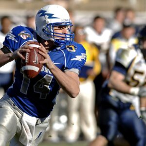 football, quarterback, sport