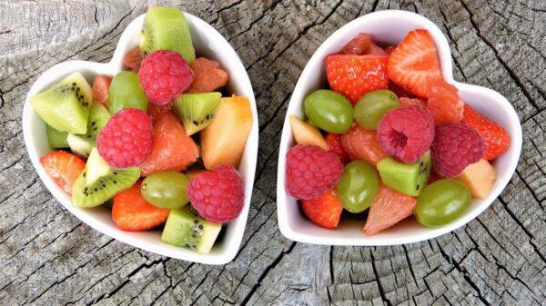 fresh fruits, bowls, fruit bowls