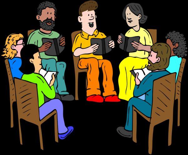 teachers, meeting, books
